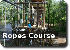 Ropes Challenge Course Photo Gallery