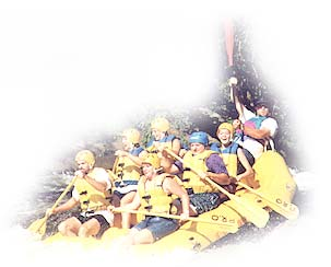 Order a Season Pass for Pigeon River Rafting