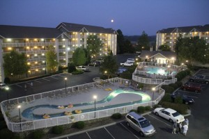 Rafting In the Smokies, Where to stay in the Smokies,Resort in Pigeon Forge