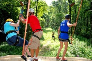 Gatlinburg Zipline, Gatlinburg things to do, Rafting In the Smokies