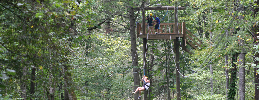 Ropes-Course-Near-Gatlinburg-Tennessee