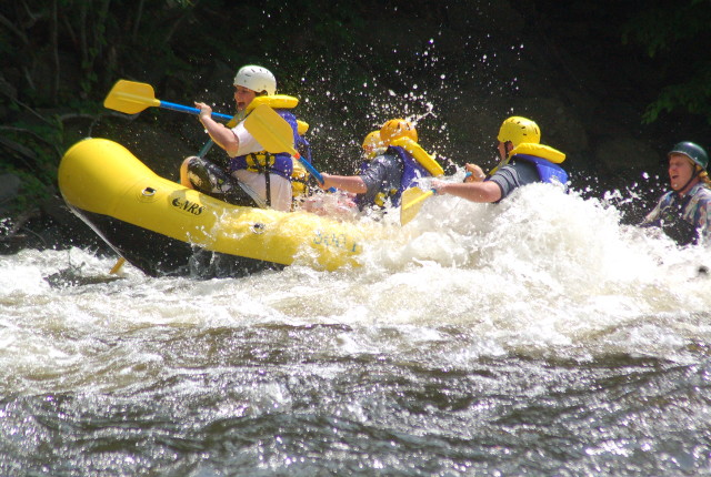Whitewater Rafting Pictures And Photos Of Fun On The