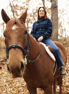 Horseback Riding in the Smoky Mountains National Park