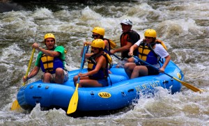 White Water Rafting inTN, What to do in Gatlinburg, Family Fun in the Smokies, Rafting in the Smokies