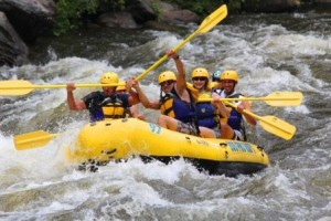 White Water rafting, Rafting in the Smokies, Gatlinburg things to do,