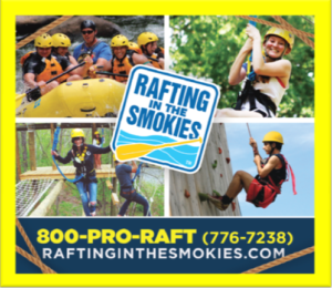 One Location to Raft, Zip, Rope, and Rock Climb