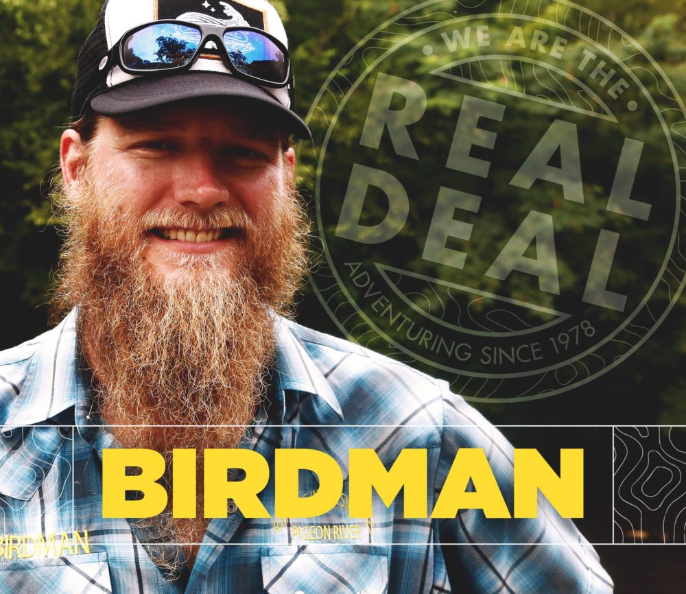 Birdman - Guide Interview - Rafting in the Smokies is the Real Deal!