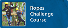 High Elements Ropes Course at Rafting in the Smokies