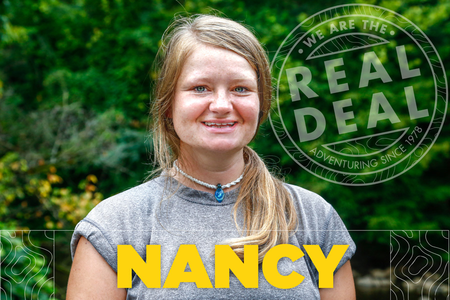 Nancy - Guide Interview - Rafting in the Smokies is the Real Deal!