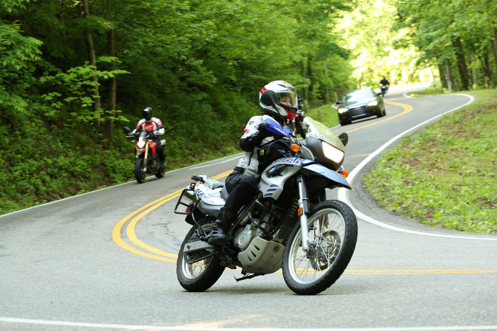 Deals Gap Road
