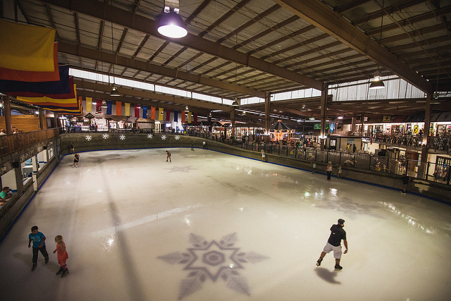 Ober Gatlinburg Indoor Ice Skating Rink