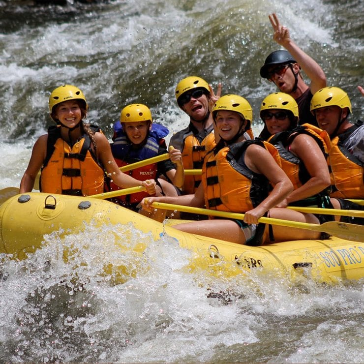 0f4faec6c0eb Rafting in the Smokies - What to Bring for Pigeon River Rafting Fun