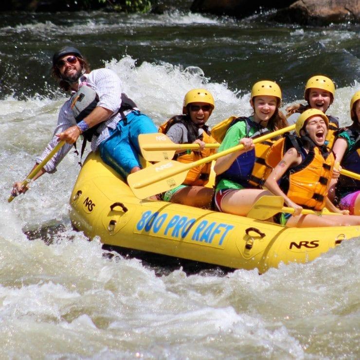 2187865c749c Upper Pigeon River Rafting Trips